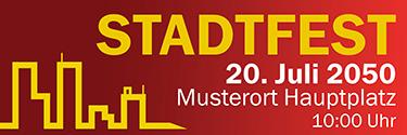 016_banner_stadtfest_skyline_rot_vs
