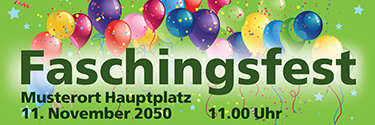 02_fasching_banner_flying_balloons_gruen_vs
