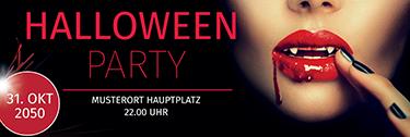 werbebanner-halloween-lips-rot